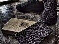 Lo nuevo negro blanco rayas de coco cubierta case para iphone 6 s 6 s plus zapatos yeezy deportista piel shell fundas coque iphone 6 plus