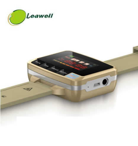 2017 LEAWELL Laser blood cleaner with the laser acupuncture to reduce the high blood viscosity high quantity medicine detection type blood and marrow test slides