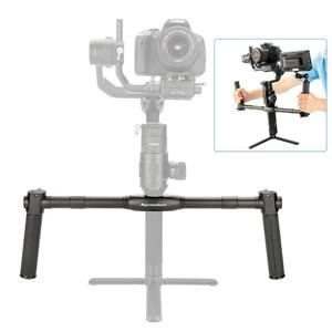 Image 1 - AgimbalGear Dual Handheld Gimbal Camera stabilizerfor Dji Ronin S SC Extended Handle Grips Handbar Mount Camera Accessories