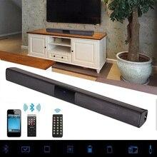 Беспроводной Bluetooth 20 W динамики столбец компьютер 2,1 Sound Bar сабвуфер USB AUX MP3 музыкальный плеер Boom Box для телефона ТВ компьютер