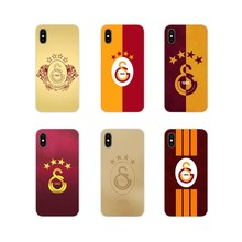 Hot Galatasaray SK logo Accessoires Telefoon Shell Covers Voor Samsung A10 A30 A40 A50 A60 A70 Galaxy S2 Note 2 3 Grand Core Prime(China)