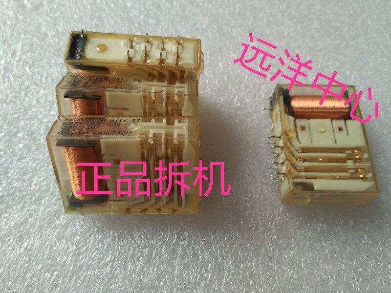 цена на HDZ-468-1010 DC24V   10 6A