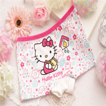 4 PCS/lot baby  baby girl child's for girls underpants shorts nurseries children's boxer Underwear kids panties CGUB 8118