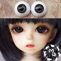 2016 Hot Sale DIY Doll Accessories 12MM 14MM 16MM Acylic Doll Eyes BJD Eyes For Doll BJD
