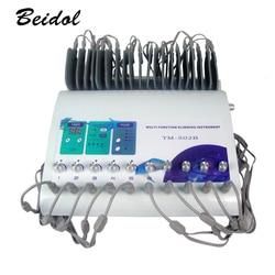 Новое оборудование красоты уменьшает целлюлит электронная мышечная Стимуляция Машина для Похудения TM-502B