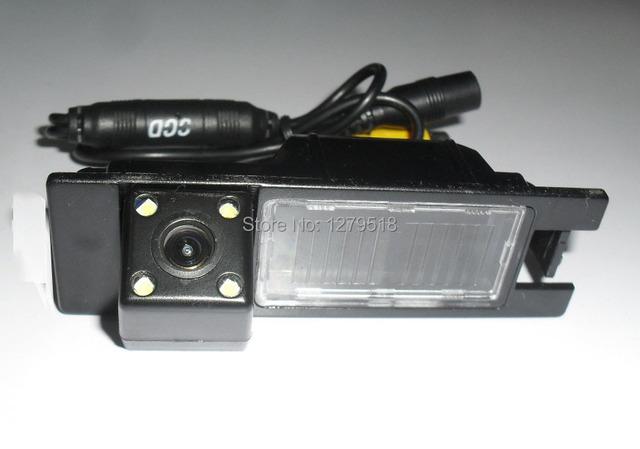 Retrovisores de coches cámara para JAC refine s5 CCD de reserva del revés versión HD noche a prueba de agua de ayuda al aparcamiento