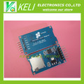 Free shiping 1 pçs/lote micro sd tf cartão de adaptador de micro sd memory shield módulo spi para arduino