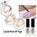 Saviland 1pcs Finger Skin Care Protected Separate Manicure Latex Tape Peel Off Liquid Cream Polish Finger Glue Easy Clean
