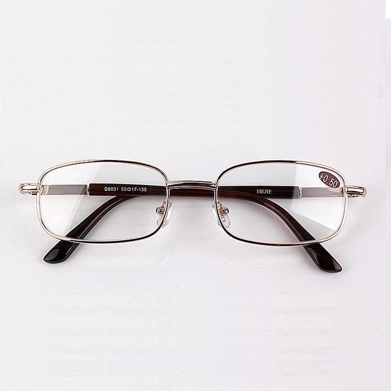 Klassisk Unisex-legering helfärgad höglinsa glaslinser - Kläder tillbehör - Foto 4