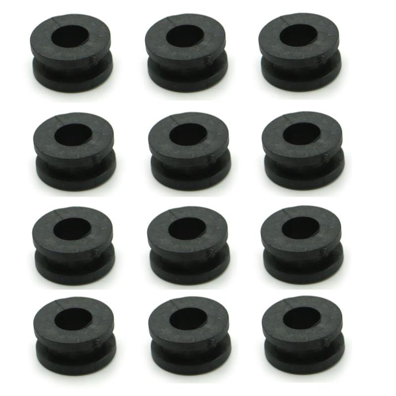 10X Rubber Grommets Fairings Bodywork Cowling Set for Ducati 748 749 916 996 998 999 Biposto 1198 R 848 749 Monoposto Fogarty