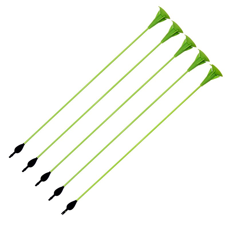 1Set 15lbs Archery Children Bow And Arrow Set Recurve Bow With 6pcs Sucker Arrow Fiberglass Gift Shooting Hunting Accessories in Darts from Sports Entertainment