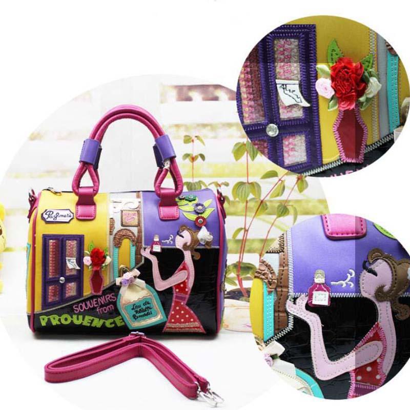 Женщины сумки сумка braccialini сумки мешок основной borse ди marca Болса вопросам роскошные сумки женские сумки дизайнер