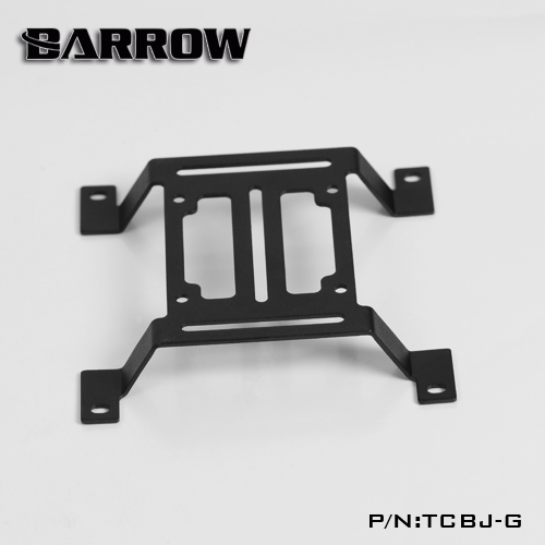 Barrow Radiator stand, Water Tank carrier, water pump Bracket, 12cm fan mounting bracket TCBJ-G12 1 2 built side inlet floating ball valve automatic water level control valve for water tank f water tank water tower