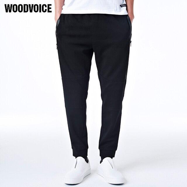 797af03798 US $45.2 |Woodvoice Casual Pants Men New Arrival Brand Trousers Slim Fit  Sweatpants Pantalon Homme High Quality Jogger Men Pant Sweatpants-in ...