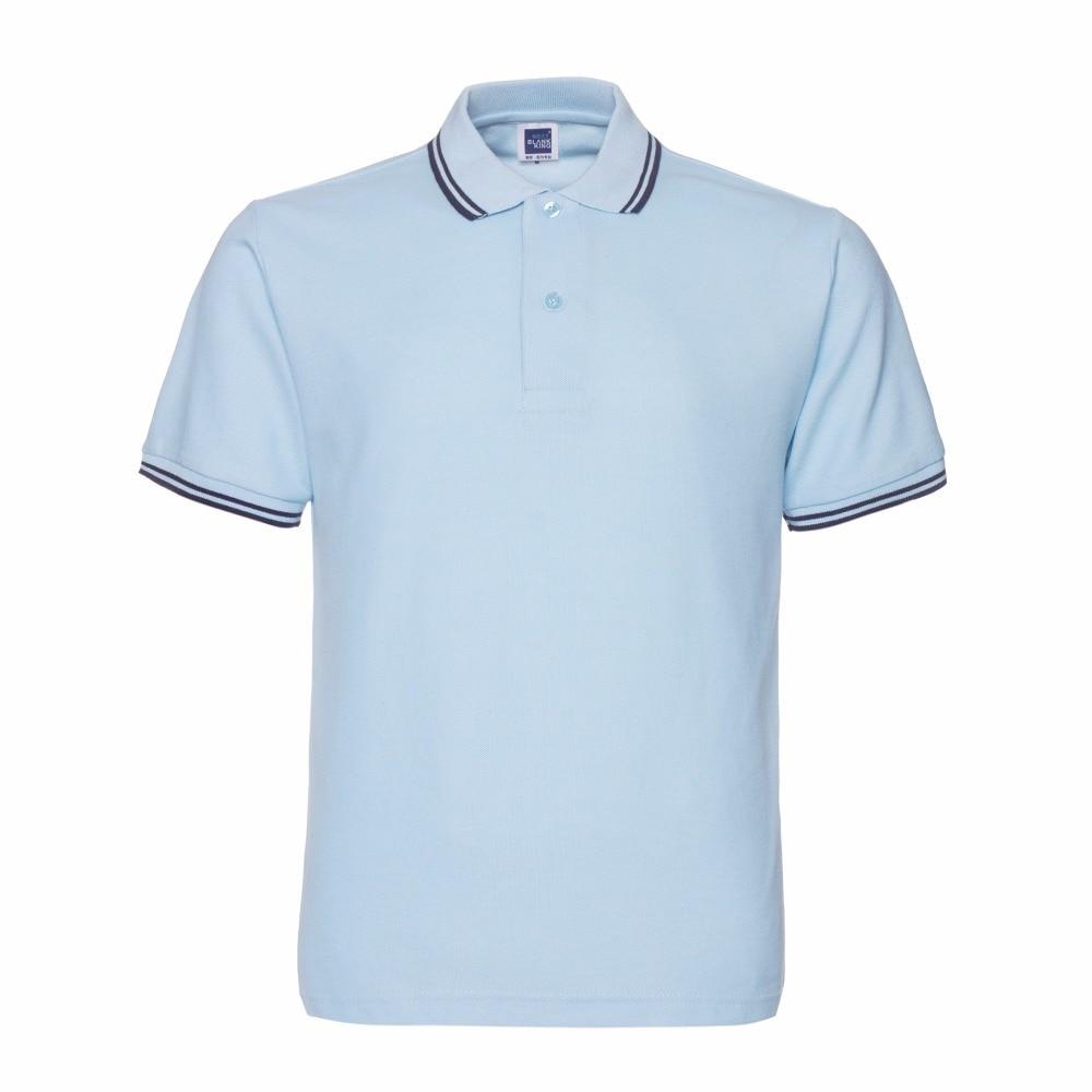 Mens Cotton Polyester Polo Shirts