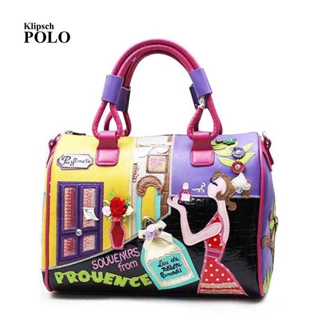Di A Bandolera Hombro De Borse Marca Mujer Diseñador Principal Lujo Bolso Saco Bolsos Braccialini Feminina Bolsa PkuXZi