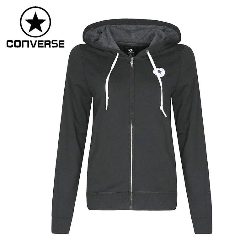 Original New Arrival 2018 Converse Women's Jacket Hooded Sportswear original new arrival 2017 converse men s jacket sportswear