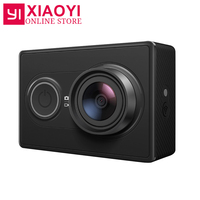 International Edition Original Xiaomi YI Action Sports Camera Xiaoyi WiFi 3D Noise Reduction 16MP 60FPS