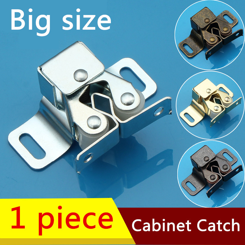 1pc 47x16mm Home Safely Security Cabinet Door Catches Of