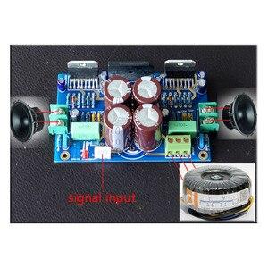Image 4 - Kaolanhon 100W + 100W 2.0 domowe audio płyta wzmacniacza TDA7293 moc AC15 32VX2 płyta wzmacniacza zestaw i gotowa płyta LM3886 peer