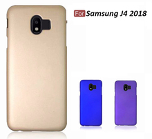 j4 Phone Cases Ultra Slim Hard Rubberized Matte Cover Case For Samsung J4 2018 Cellphone new in stock