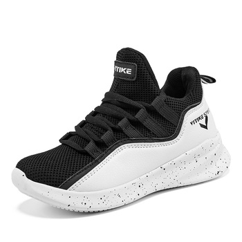 Basketball Shoes For Boys | 2019 New Style Children's Basketball Shoes Contrast Color Big Kids Sneakers Boys Trainers Girls Sport Shoes Breathable Footwear