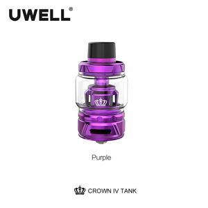 Image 3 - Бак UWELL Crown IV Crown 4 с двойной катушкой SS904L и технологией самоочистки, атомайзер 2 мл/6 мл, испаритель для электронной сигареты