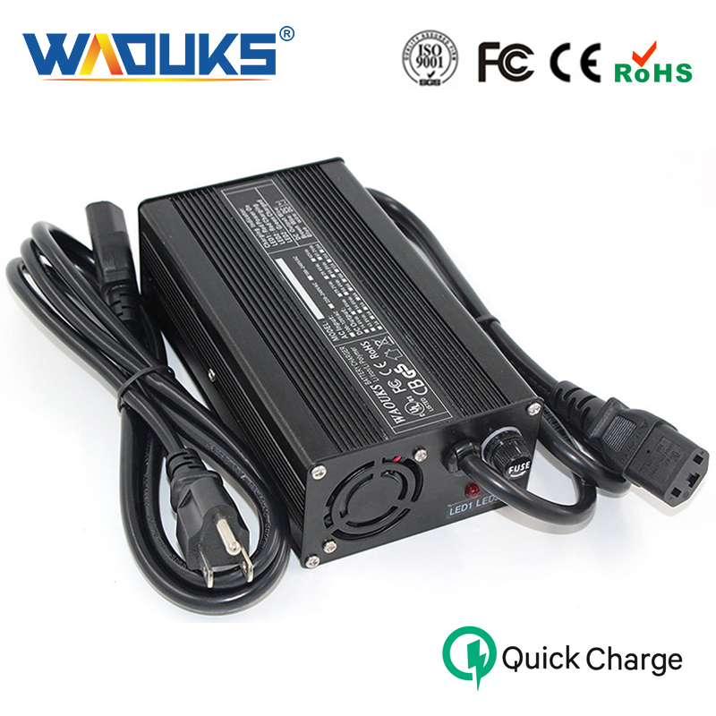 58 8V 4A Lithium Battery Charger For 51 8V 14S Li Ion Lipo Battery Pack Ebike
