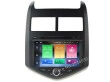 Для chevrolet aveo sonic android 6.0 dvd-плеер автомобиля octa-core (core 8) 2 Г ОЗУ 1080 P 32 ГБ ROM WI-FI gps головное устройство блок стерео