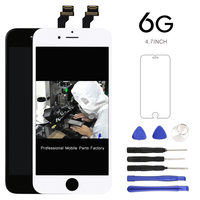 10pcs Lot Highscreen Alibaba China 4 7 For Iphone 6 Lcd Screen Display With Frame Digitizer