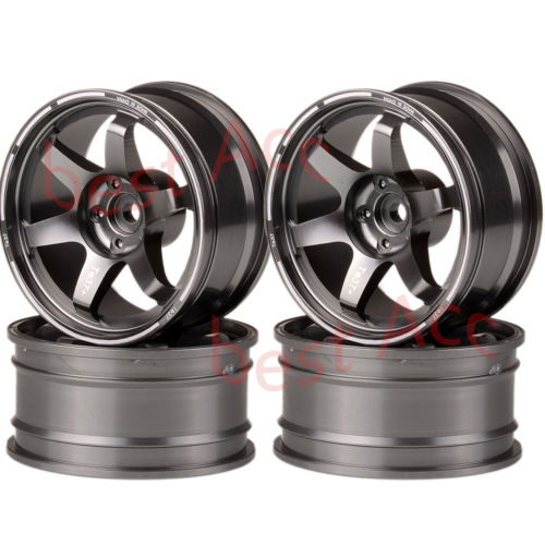 Image 4 - Traxxas HPI HSP 4P Aluminum 9MM Offset Wheel Rim 1072 For RC 1/10 On Road Drift-in Parts & Accessories from Toys & Hobbies