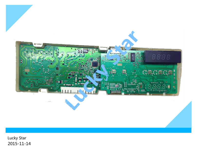 95% new good High-quality for SIEMENS washing machine Computer board XQG52-288 XQG52-286 WM286 board good working high quality for lg washing machine computer board wd n10310d ebr61282428 ebr61282527 board