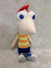 New Arrival Phineas And Ferb Plush Toys Phineas Flynn 25cm Mini Size Plush