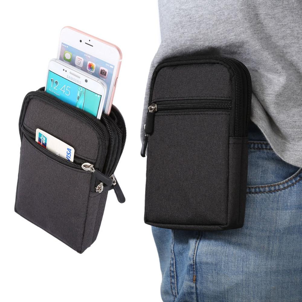 buy cowboy cloth phone pouch belt clip. Black Bedroom Furniture Sets. Home Design Ideas