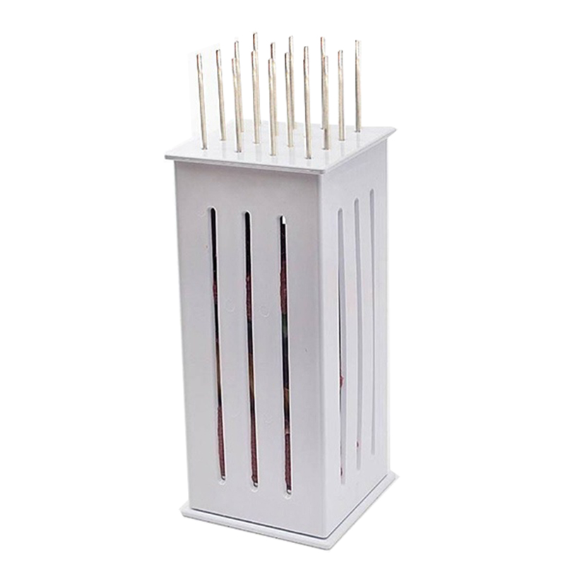 Skewer Express 32 Bamboo Skewers Barbecue Tools White