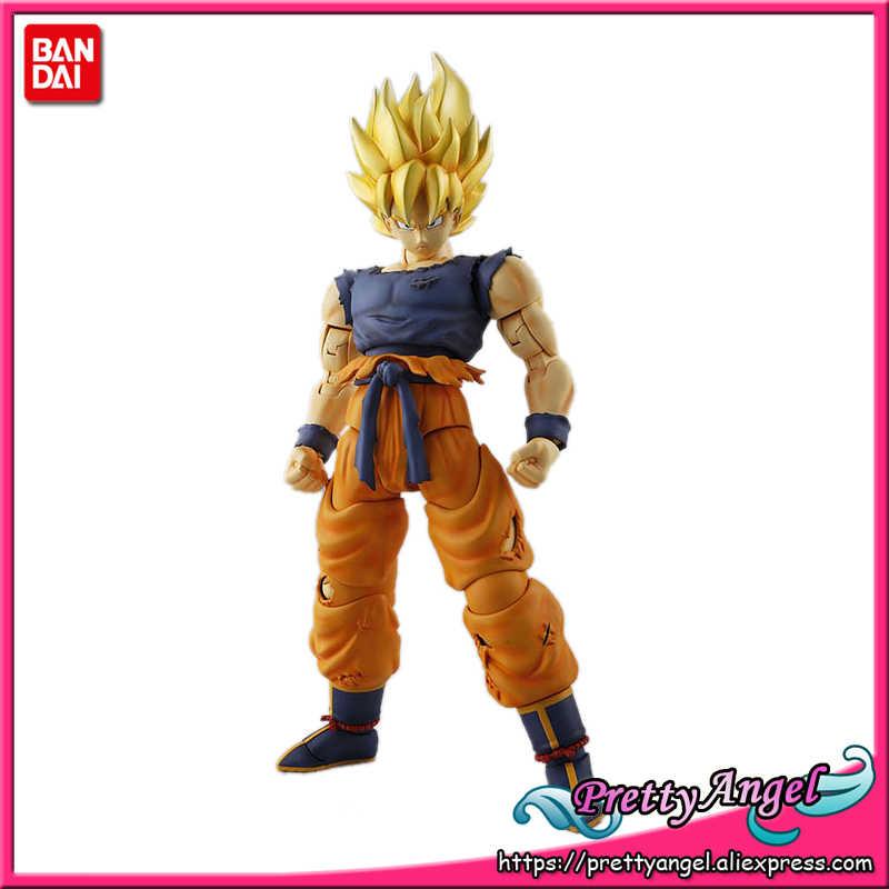 """Figuarts Dragonball Z /""""Son Goku/"""" um Saiyajin levantada na Terra Novo Boneco De Ação S.h"""