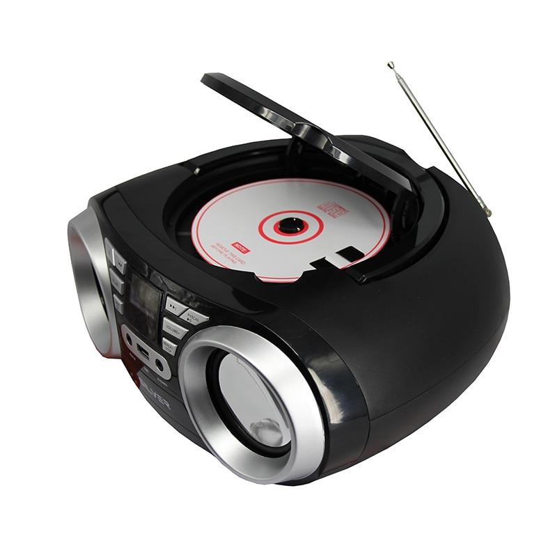 LONPOO Նոր CD բարձրախոս Mini Mini դյուրակիր - Դյուրակիր աուդիո և վիդեո - Լուսանկար 2