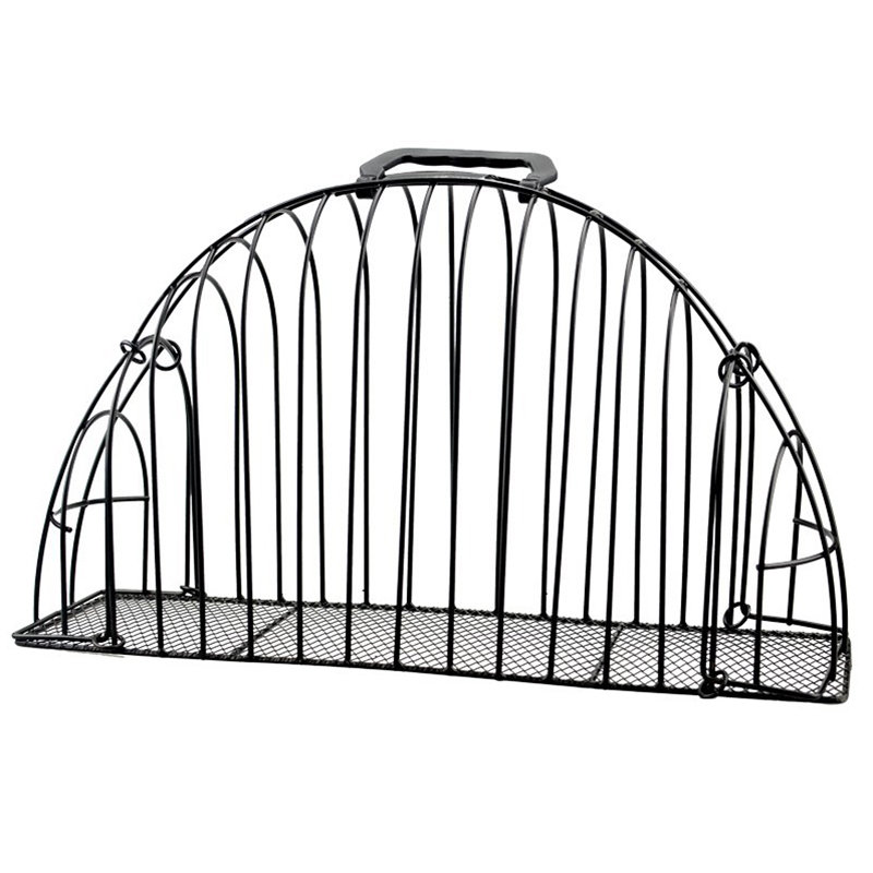 Pet Cat Dog Cage Cover Cat Limit Crate House For