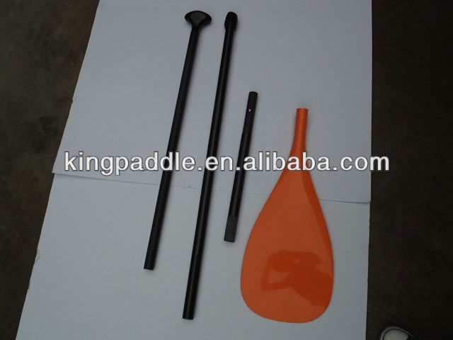 3 pieces adjustable carbon fiber stand up paddle