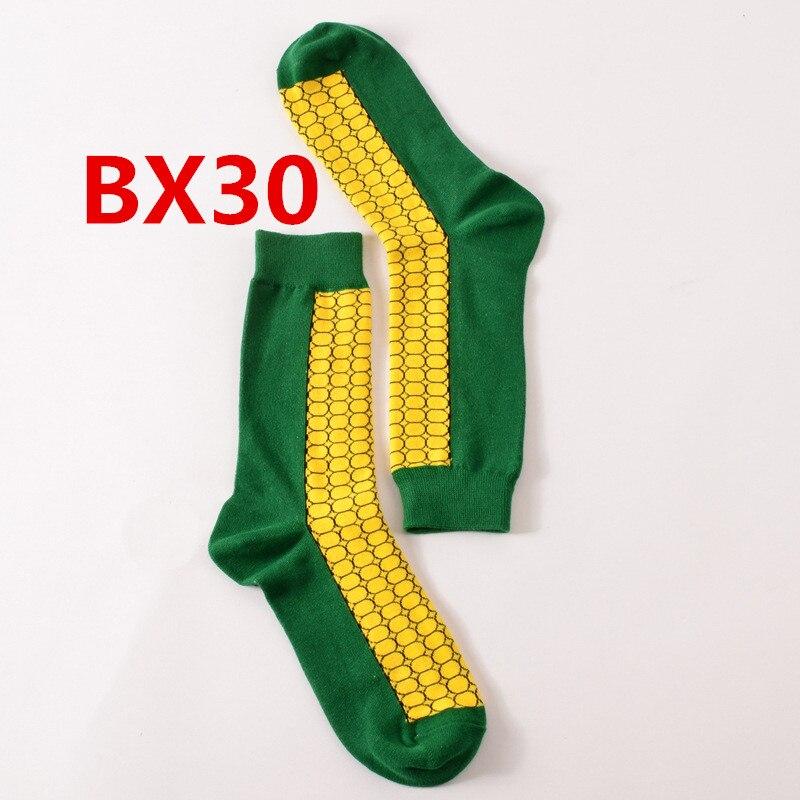 2018 Новое поступление модные Для женщин Носки высокого качества BX30 модель 10 шт./компл.
