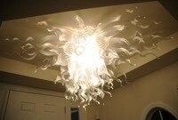 Новые модные современные Хрустальная люстра домашний декор выдувное стекло художественный потолочные светильники светодио дный люстры
