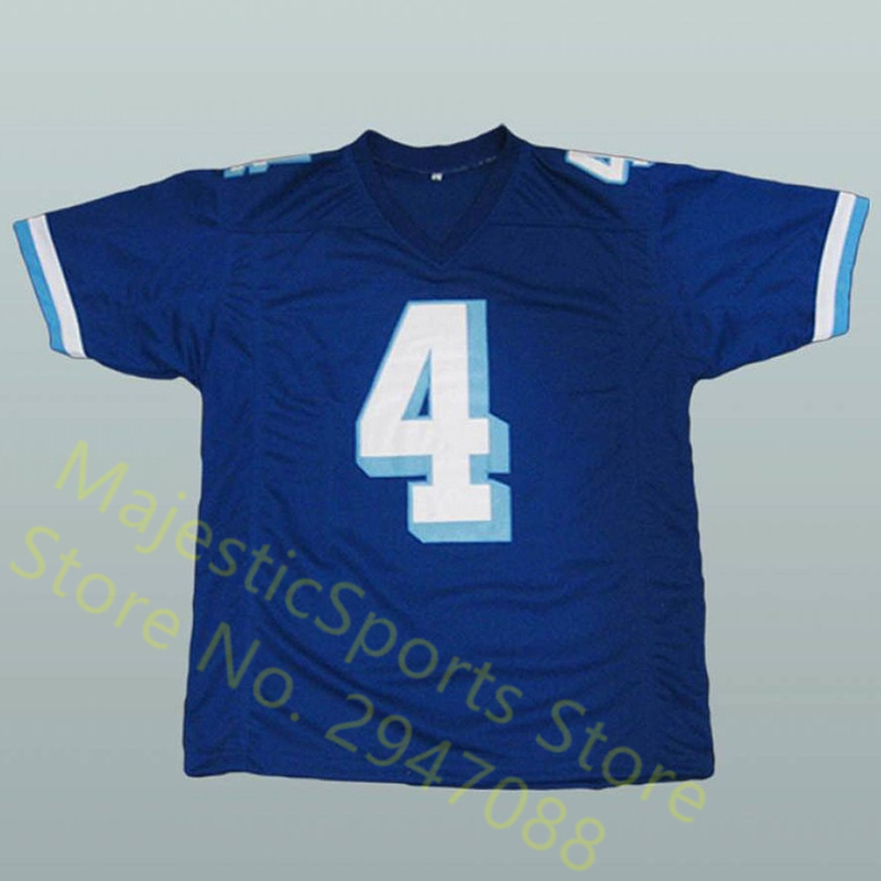 Jonathan Moxon Coyotes Football Jersey Varsity Blues Stitch Sewn American Football Jersey S-3XL Free Shipping