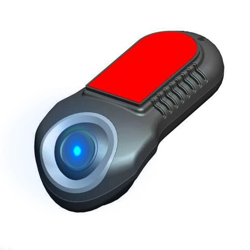 Wifi dvr de voiture sans Écran 720 P HD Caméras De Voiture APP contronlled dash camescope Registrator Caméscope