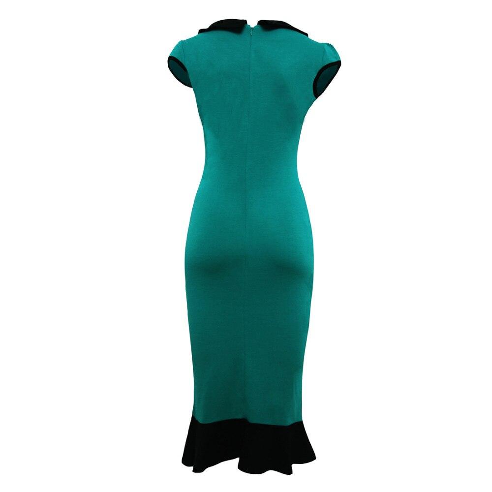 AMIKAFASHION Women Dress Celibrity Elegant Stretch Tunic Wear To ...