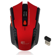 Best 2.4Ghz Mini portable Wireless Optical Gaming Mouse Mice Professional Gamer Mouse For PC Laptop Desktop New Hot Worldwide(China)