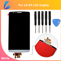 LL TRADER High Quality Black/White LCD Replacement Parts Touch Screen For LG G3 D850 D851 D855 LCD Display+Touch Digitizer+Tools