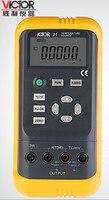 Виктор 01 Температура калибратор выход 100mV/1000mV инструмент процесса калибровки выхода термопары/RTD сигнала VC 01