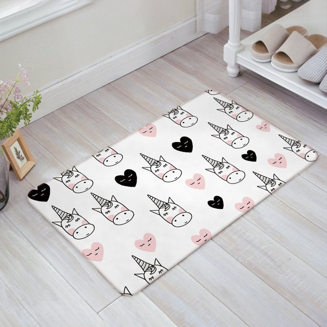 Floor Bath Mat Welcome Doormat Large Small Inside Outside Front Door Mat  Carpet Floor Rug