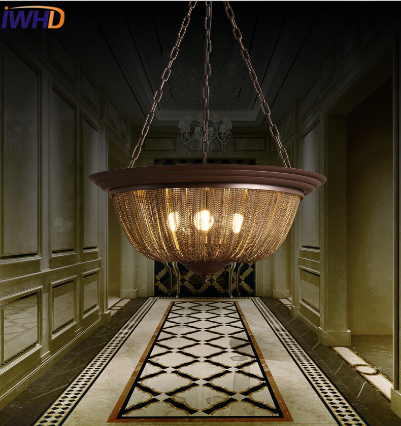 IWHD Iron Vintage Retro Industrial LED Pendant Light Fixtures Loft Style Living Room Hanging Lamp Stair Luminaire Suspension iwhd style loft industrial hanging lamp iron vintage lamp pendant lights retro black hanglamp light fixtures luminaire lampen