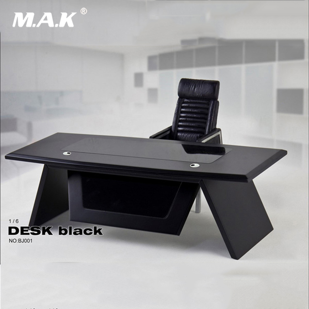 Scene-Accessories Chair Action-Figure Boss Work 1/6-Scale Desk-Model for 12''